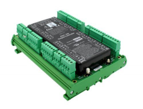 PAC 520 Input Controller DIN Rail