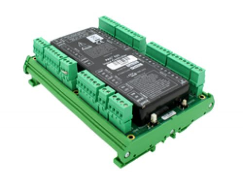 PAC 530 Output Controller DIN Rail