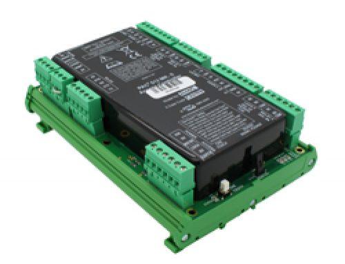 PAC 512 Access Controller DIN Rail