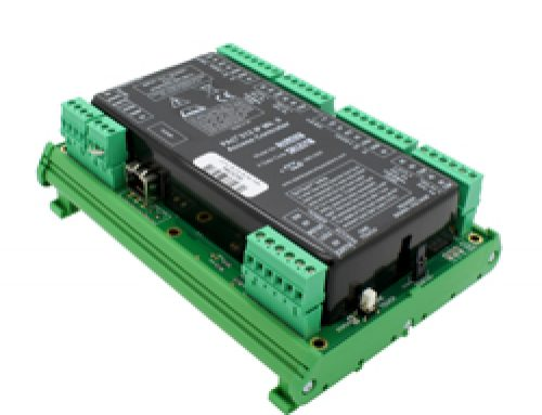 PAC 512 IP Access Controller DIN Rail
